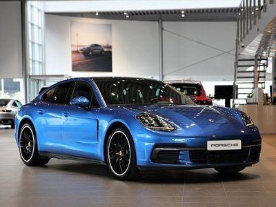 begagnad Porsche Panamera 4 330hk