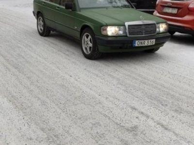 begagnad Mercedes 190 W201SKYNDA FYNDA