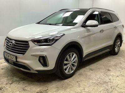 begagnad Hyundai Santa Fe Grand Fé 2.2 D 4WD