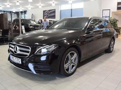 begagnad Mercedes E300 E BenzHybrid Demo, AMG, Pluspaket, Widescre 2019, Kombi 569 000 kr