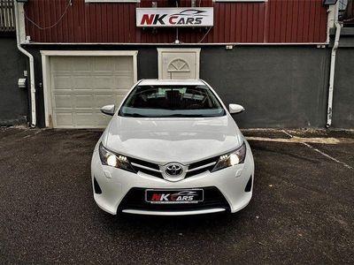 begagnad Toyota Auris 1.6 132hk 1 Ägare
