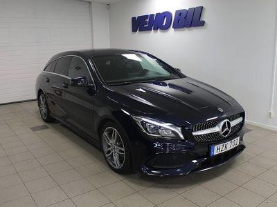 begagnad Mercedes CLA220 Shooting Brake AMG Aut Drag