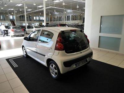 begagnad Peugeot 107 ACTIVE 1,0 FACELIFT