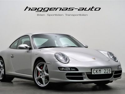 begagnad Porsche 911 Carrera 4S 997Tiptronic / 355HK