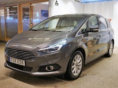 begagnad Ford S-MAX 2.0 TDCi 150 Business 5-d