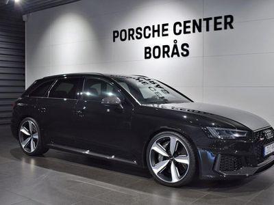 begagnad Audi RS4 Avant 2.9 TFSI Quattro 2018, Kombi 730 000 kr