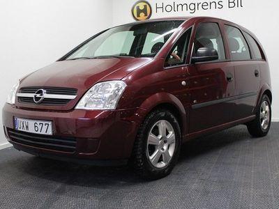 begagnad Opel Meriva 1.6 (87hk) Enjoy