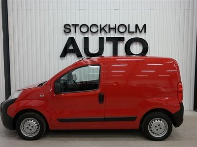 begagnad Citroën Nemo 1.4 HDI Automat -08