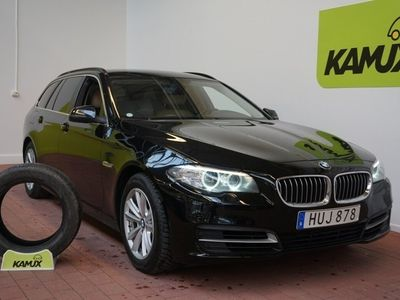 begagnad BMW 520 d xDrive Drag Momsbil (190hk)
