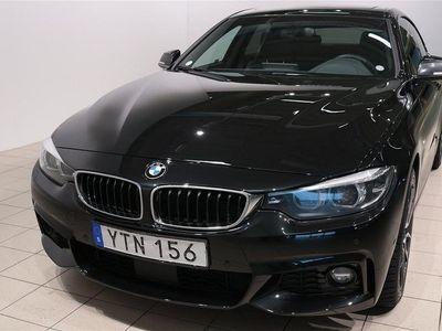 begagnad BMW 420 d xDrive GC M Sport Aut Navi HiFi PDC