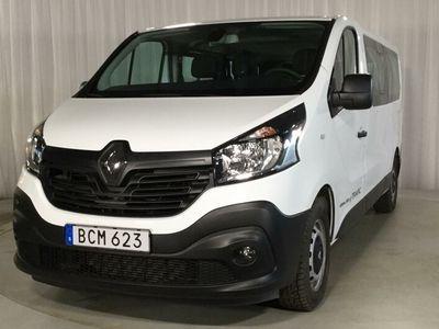 gebraucht Renault Trafic PASSENGER 1.6 dCi (125hk)