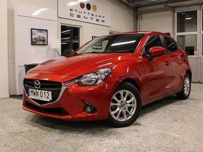 begagnad Mazda 2 1,5 SKYACTIV-G Navigation Keyless 90