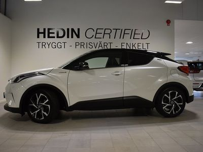 used Toyota C-HR 1,8 HSD Style -18