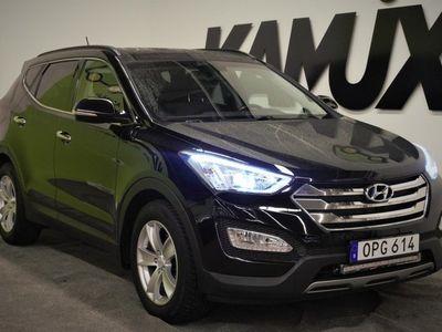 begagnad Hyundai Santa Fe 2.2 CRDi | Pano | Nav | 7-Sits | S&V Hjul