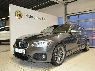 begagnad BMW 120 d xDrive 5d Aut M-Sport HiFi LED PDC