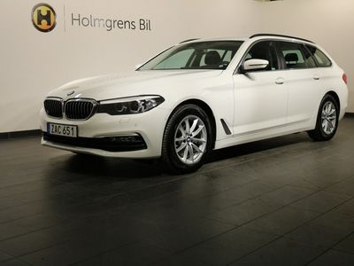 gebraucht BMW 520 d Touring Connected Edition / Drag
