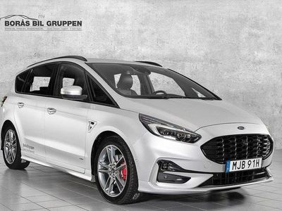 begagnad Ford S-MAX 2.0 TDCi 190 ST-Line AWD A DEMO