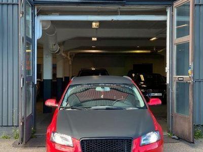 begagnad Audi A3 Sportback 2.0 TDI quattro Ambition, Comfort 170hk