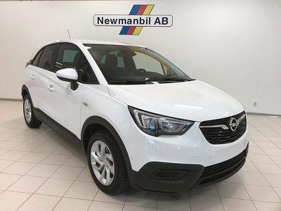 begagnad Opel Crossland X 1.2T Enjoy Pluspaket 81hk