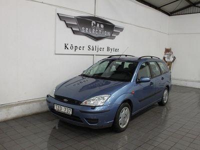 usado Ford Focus Kombi 1.6 Flexifuel 100hk