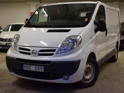 begagnad Nissan Primastar 2.0 dCi VÄRMARE DRAG 2013, Transportbil 68 500 kr