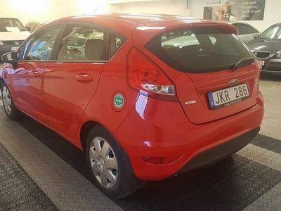 begagnad Ford Fiesta 1.4 TDCi Nybesiktad Toppskick