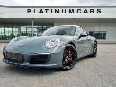 begagnad Porsche 911 Carrera S 991420hk / Sportavgas FACE