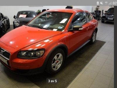 begagnad Volvo C30 1,6. Bes/Skatt -08