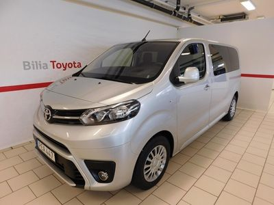 begagnad Toyota Verso ProAce1.6 D SHUTTLE 9-SITS