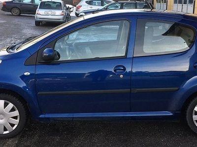 gebraucht Peugeot 107 1,0 5D