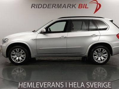 begagnad BMW X5 3.0sd M Sport Skinn Navi Drag 286hk