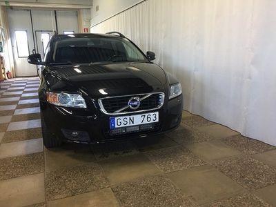 begagnad Volvo V50 D3 Momentum