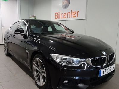 begagnad BMW 430 i xDrive Aut-M-Sport-H&K-Head up-Drag-Hels 2017, Sportkupé 329 900 kr