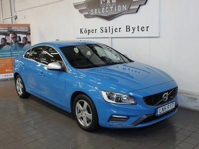 begagnad Volvo S60 D4 R-Design Euro 6 NAVI 181hk -15