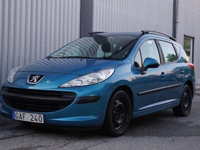 begagnad Peugeot 207 1.6 HDi FAP 109HK SV-SÅLD 0:- KONTANT