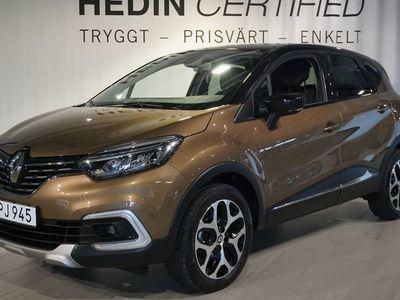 begagnad Renault Captur 0.9 INTENS / NAVI / BACKKAMERA