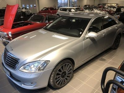 brugt Mercedes 320 S-KLASSCDI