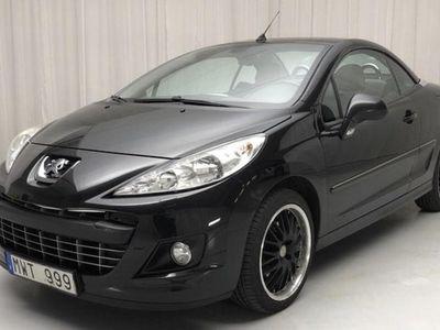 begagnad Peugeot 207 CC 1.6 Sport