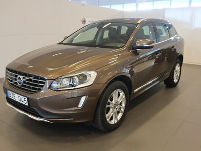 used Volvo XC60 D4 AWD Summum / VOC / 181 hk