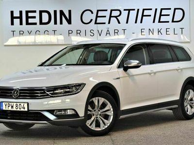 begagnad VW Passat Alltrack 2.0 TDI Executive SCR 4Motion Drag Värmare