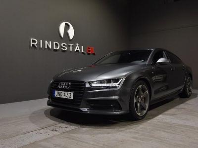 begagnad Audi A7 3.0 TDI 320 HK Q S-LINE D-VÄRM NAV SE UTR