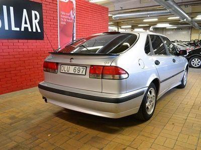 begagnad Saab 9-3 SE 5D 2.0T Chippad 220 HK