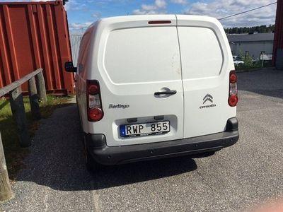 begagnad Citroën Berlingo III 1.6 HDI Skåp (115hk)