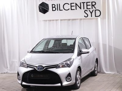 begagnad Toyota Yaris 1.5 Hybrid 5d