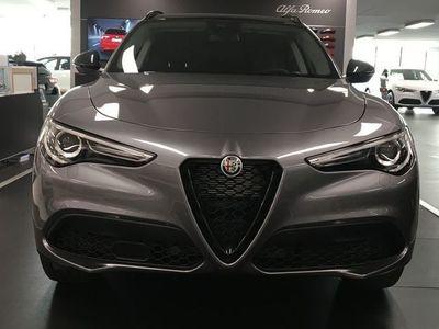 begagnad Alfa Romeo Stelvio B-tech 2,0 280HK