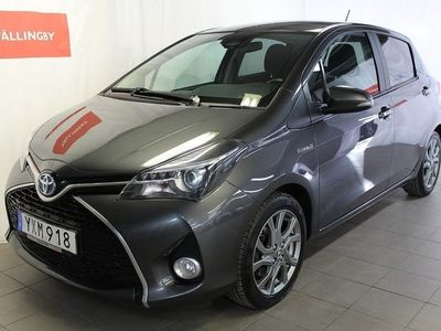 begagnad Toyota Yaris 1.5 HSD Intense Edition / Safety Sense / TKG