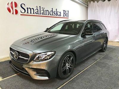 begagnad Mercedes E53 AMG AMGT 4MATIC+ Euro 6 435hk -19