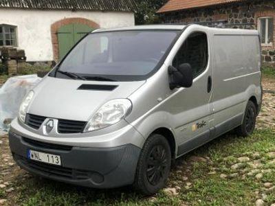 begagnad Renault Trafic 2.0 dCi,Dragkrok,nya däck -10