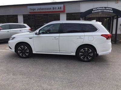 begagnad Mitsubishi Outlander P-HEV Business NAV