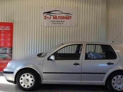 begagnad VW Golf 5-dörrar 1.6 Comfort 100hk